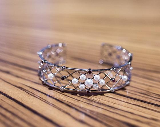 Bracelet Manchette - Marie Alexandre